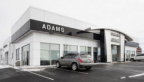 Adams Buick Richmond Ky >> LS Design Group PLLC